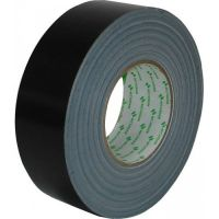 Nichiban - NT1200 - Gaffer Tape Black 25mtr/50mm