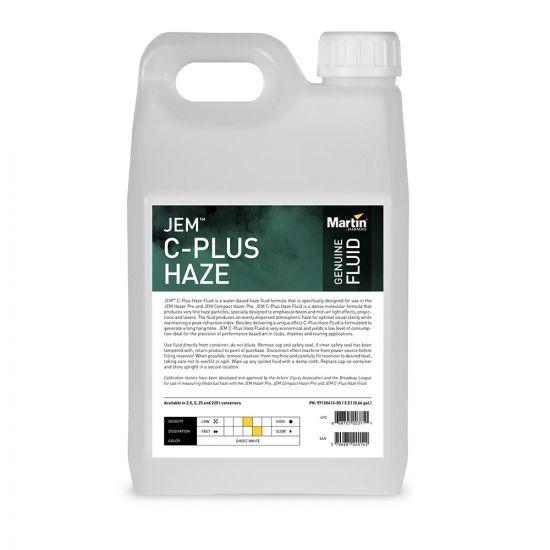 Martin - JEM - C-Plus Haze Fluid, 2.5L
