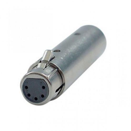 CLF - Adapter XLR5 female - XLR3 male