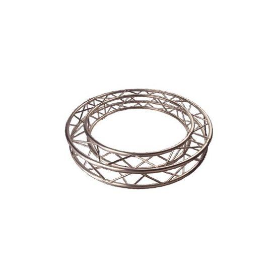 Eurotruss FD34 C1300 Square cirkel o 13m 12 delen en  koppel