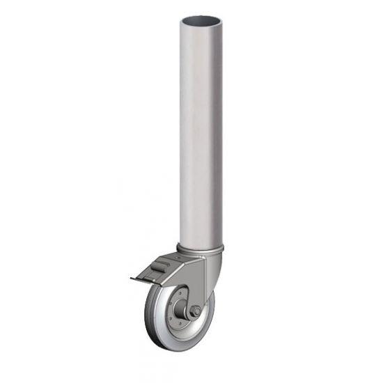 Eurotruss - Round leg deck 40cm - with castor wheel