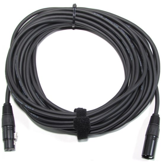 CLF - Cable XLR3 male/female, 10m