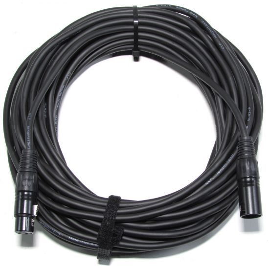 CLF - Cable XLR3 male/female, 15m