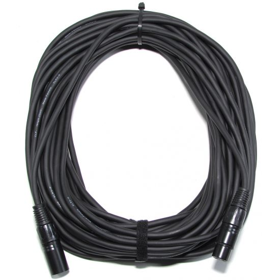 CLF - Cable XLR3 male/female, 20m