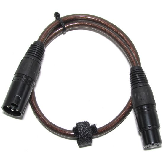 CLF - Adapter cable XLR5 female - XLR3 male, 50cm