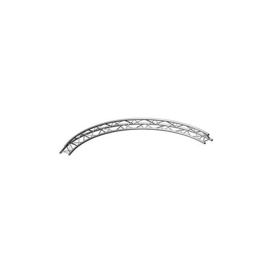 Eurotruss FD33 C500 triangle cirkel o 5m 4 delen en  koppelm