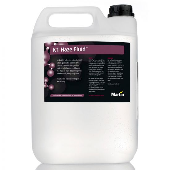 Martin - JEM - K1 Haze Fluid, 2.5L