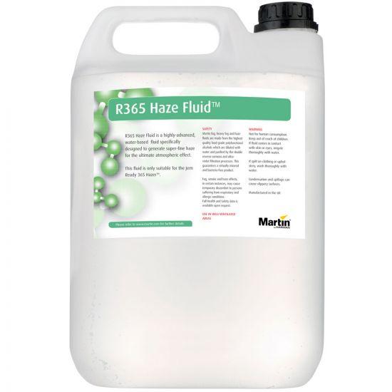 Martin - JEM - R-365 Haze Fluid, 9.5L