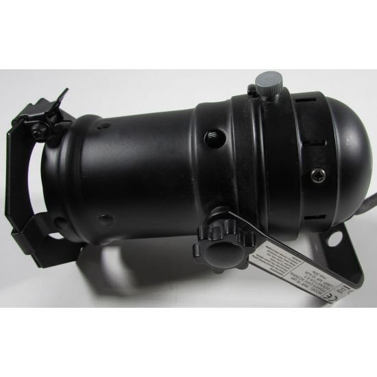 Used | Par 16 75W 12V XLR 3p - Black incl PSU