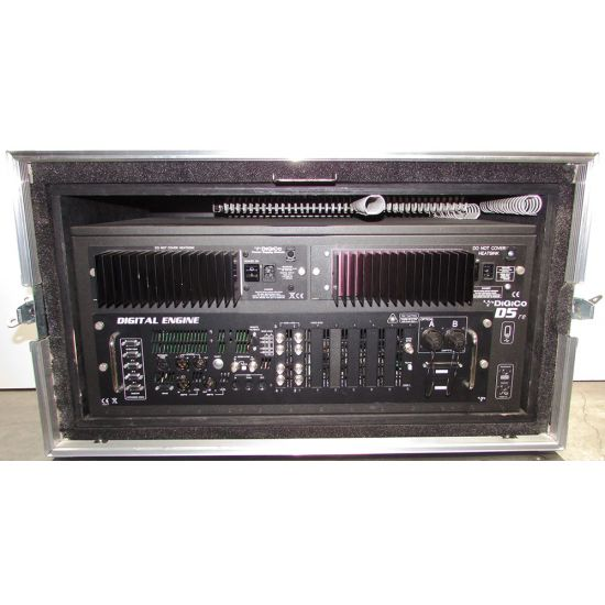Used | Digico D5 RE - Redundant Engine