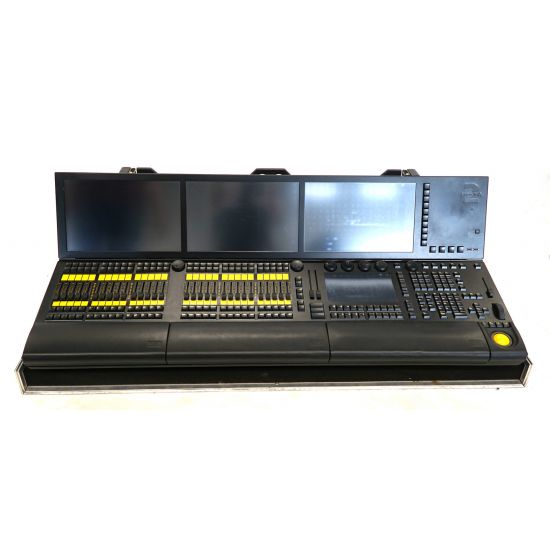 Used | MA Lighting - GrandMA2 Fullsize LCD (incl. flightcase)