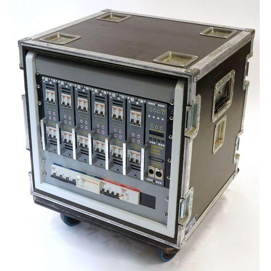 Used | Compulite - Dimmerrack 24x 2,5kW/125A (incl. flightcase)