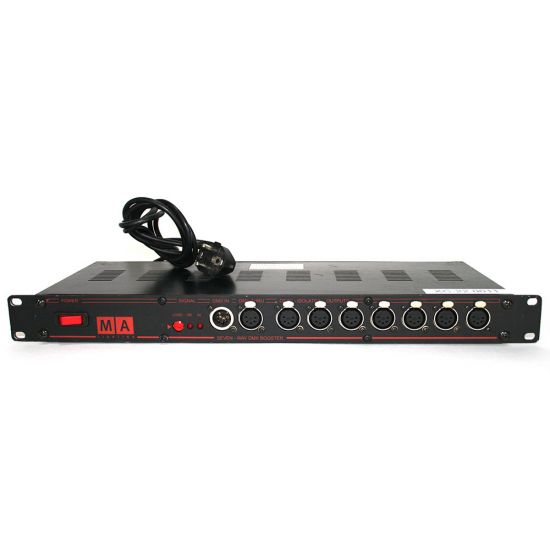 Used | MA-Lighting - Splitter 7-way XLR5