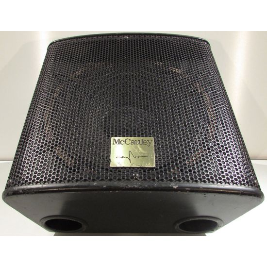 Used | Loudspeaker floor monitor - Mc Cauley SM95-1 15inch
