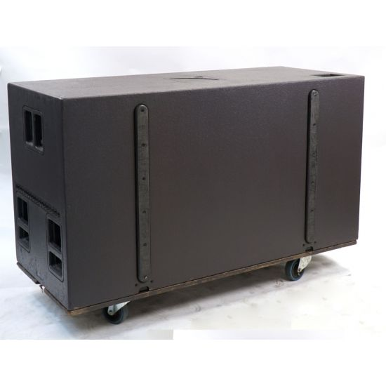 Used | L-Acoustics - SB28 (new color) (incl. dolly & cover)