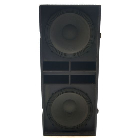 "Used | Aura sound - 2 x 18"" subs"