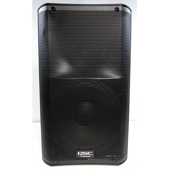 Used | QSC - K12 incl Cover