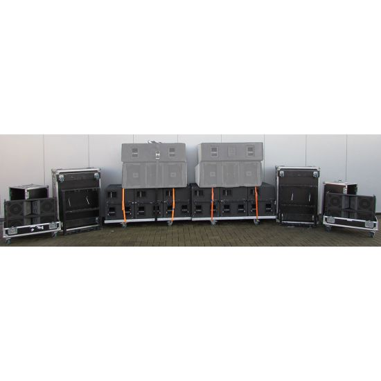 Used | JBL - Vertec Set