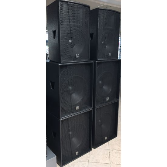Used | Martin Audio - Blackline Set F15+ & S18+