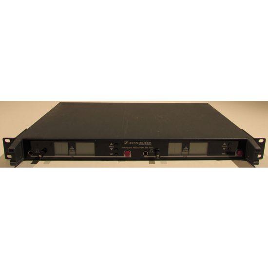 Used   Sennheiser - 3032 Dual Receiver Channel 59