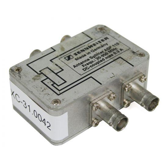 Used | Sennheiser - ASP 113 Passive antenna splitter (1 x 1:3)