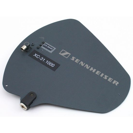 Used | Sennheiser - A 12 AD UHF active dir antenna 65/67