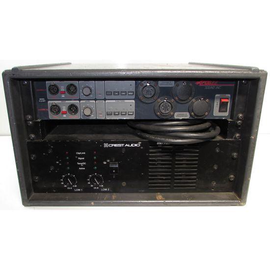 Used | Apogee - Amp Rack P-12 RVT + Crest 8001