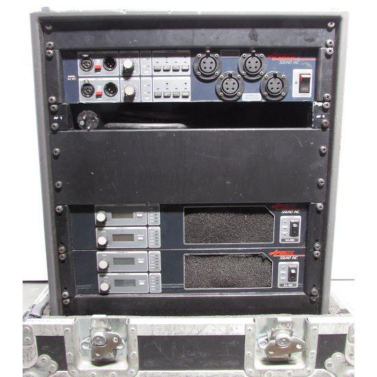 Used | Apogee - Amp Rack P-9 RVT + 2x DA800