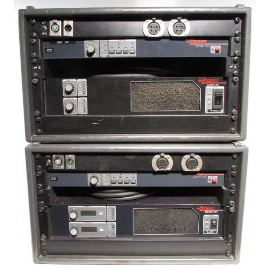 Used | Apogee - Mono Amp Rack 2x P-8 PVT + 1x SA800C + 1x DA800