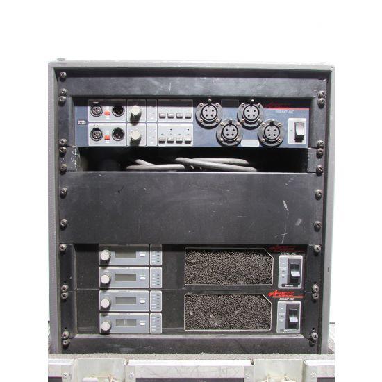 Used | Apogee - Amp Rack P-8 RVT + 2x DA800
