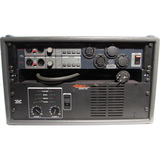 Used | Apogee - Amp Rack P-12 RVT + Amp 800