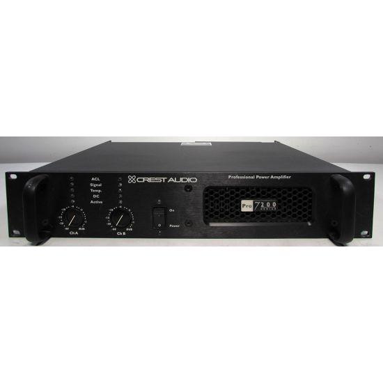 Used | Crest - 7200 Amp