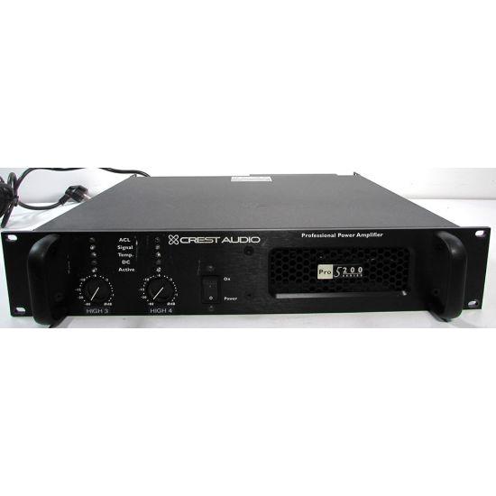 Used | Crest - 5200 Amp