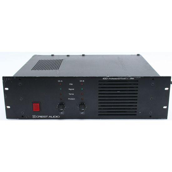 Used | Crest - 4001 Amp