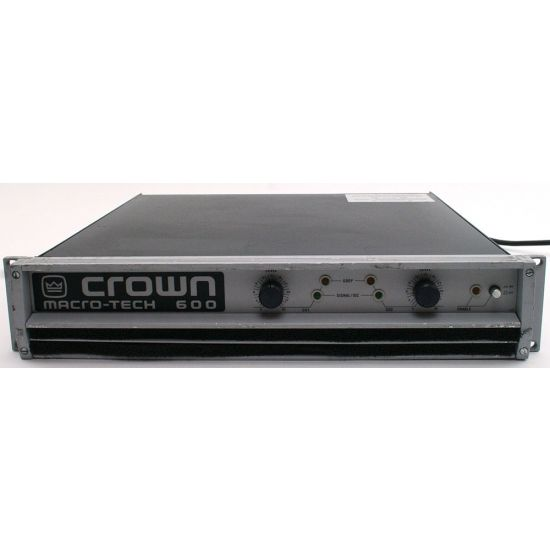 Used | Crown - Macrotech MA600