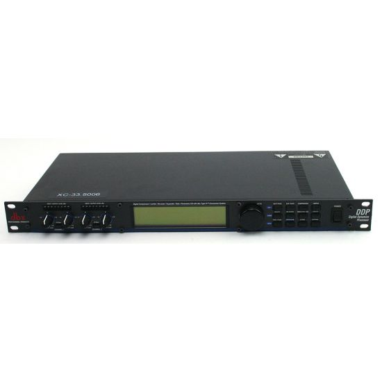 Used | DBX - DDP digital Dynamics Processor