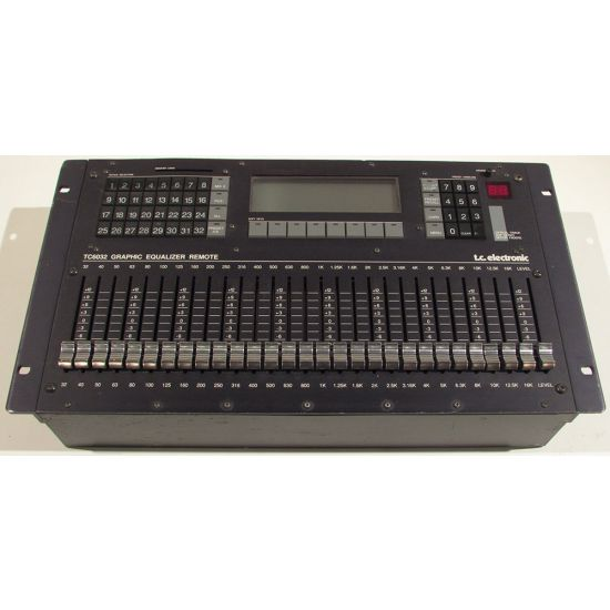 Used | TC-Electronics - EQ controller 6032