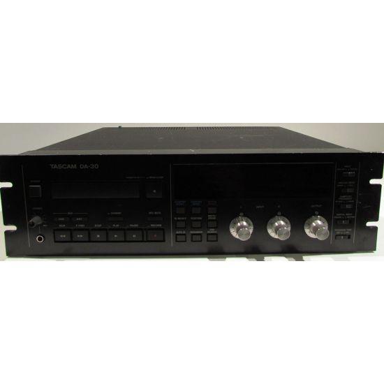 Used | Tascam - DA-30 DAT Recorder