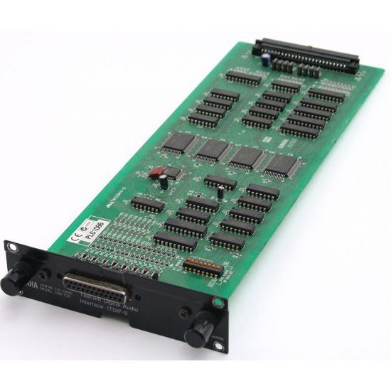 Used | Yamaha - Digital I/O Card CD8-TDII