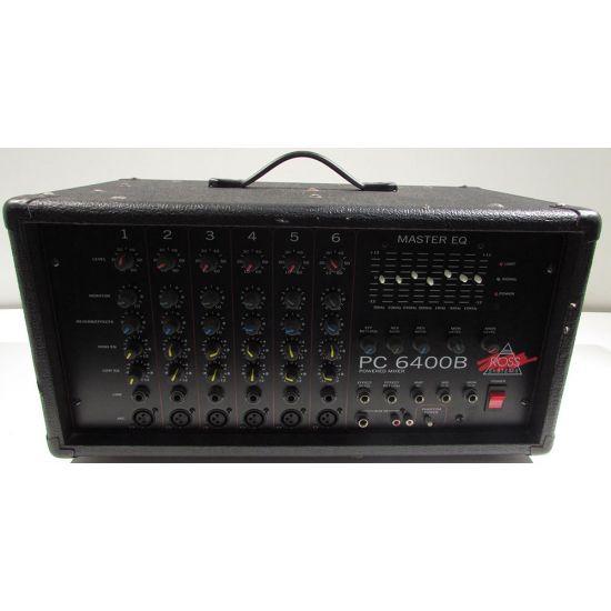 Used   Ross PC6400B