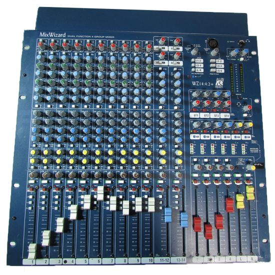 Used | Allen & Heath - Mix Wizard 14/2