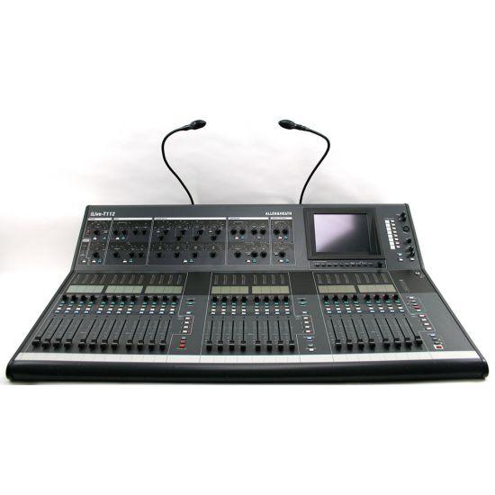Used | Allen & Heath - iLive T-112 Mixer kit