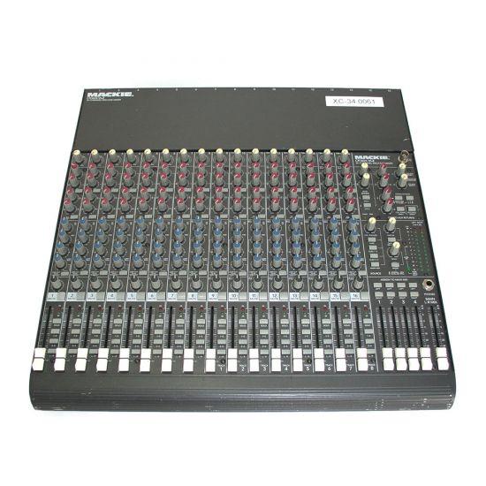 Used | Mackie - CR-1604-VLZ mixer (incl. flightcase)