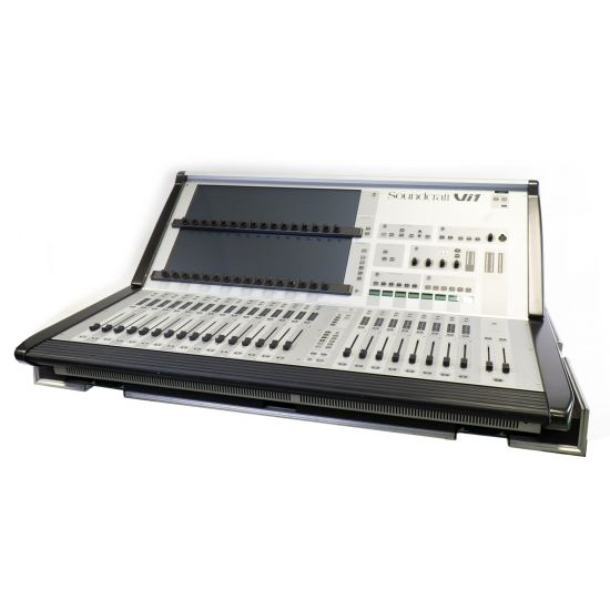 Used   Soundcraft - Vi1 (incl. Compact Stagebox)