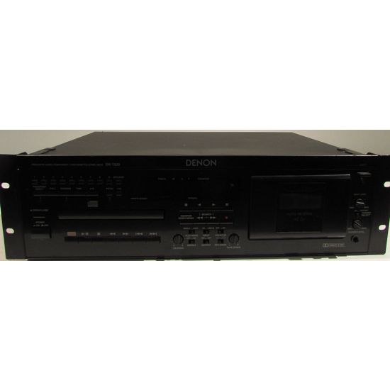Used | Denon - DN-t620 CD/cass combi