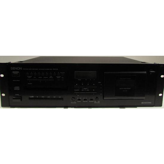 Used | Denon - DN-t610 CD/cass combi