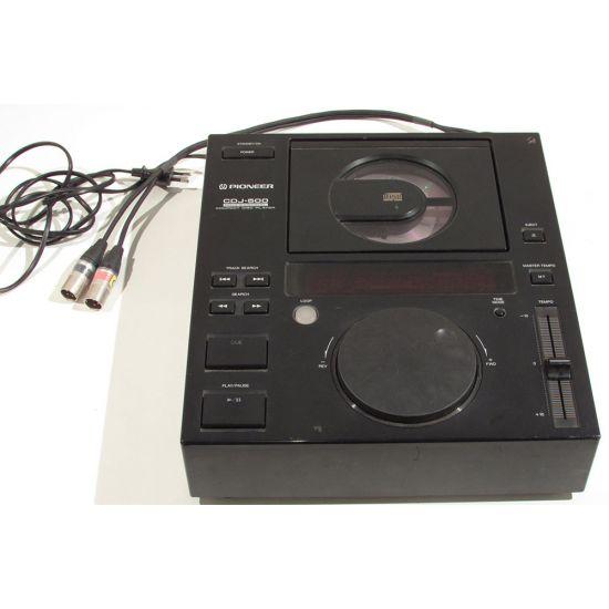 Used | Pioneer - CDJ500