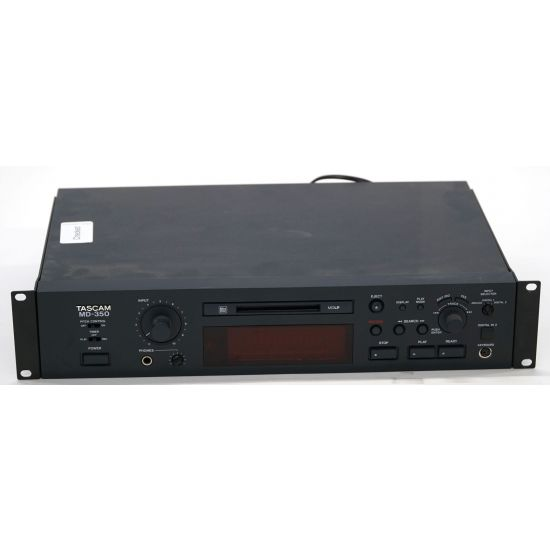 Used | Tascam - MD-350 MD recorder