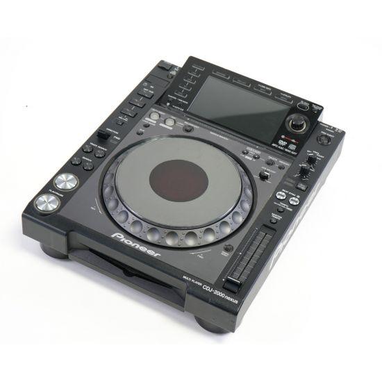 Used | Pioneer - CDJ-2000NXS
