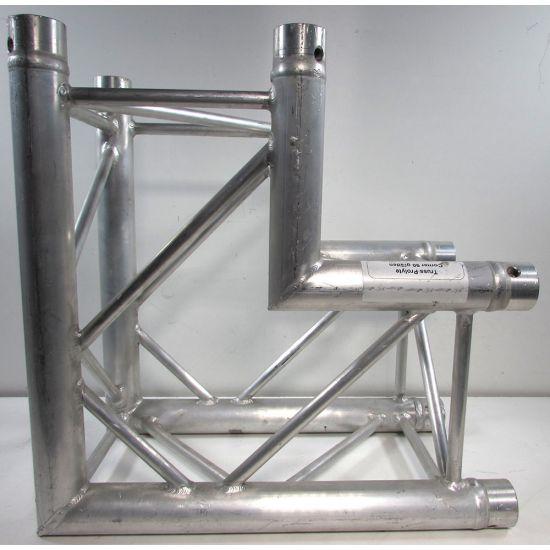 Used   Prolyte - 003 90 graden hoek